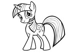 twilight sparkle coloring pages twilight sparkle colouring pages