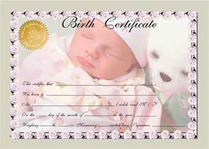 Birth Certificate Correction Letter birth certificate letter format credit birth certificate letter format