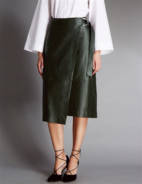 want it on wednesday the sexiest leather skirt jo