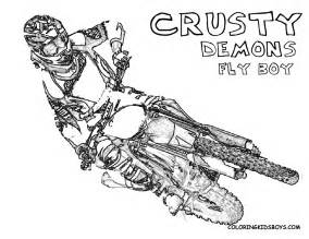 dirt bike coloring pages free coloring pages of bmw dirt bikes