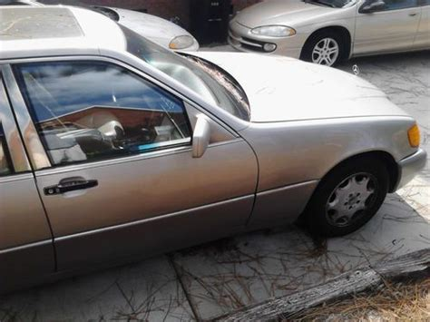 how does cars work 1994 mercedes benz s class electronic throttle control purchase used 1994 mercedes s320 in elgin south carolina united states