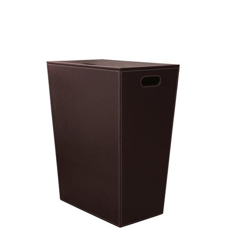 Ws Bath Collections Ecopelle 2462 Leather Laundry Her Leather Laundry