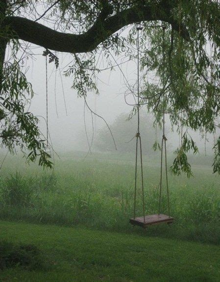 tree swing kids tree swing go outside pinterest