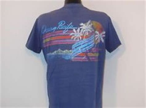 Kaos Vintage Apparel 5 Oceanseven so eighties on 256 pins