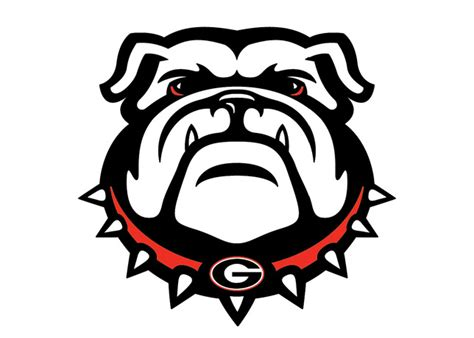 georgia bulldogs free colouring pages