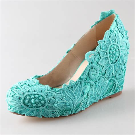 Wedding Shoes Turquoise by Popular Aqua Prom Shoes Buy Cheap Aqua Prom Shoes Lots