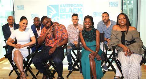 Abff 2017 The Cast Of Queen Sugar Talk Season 2 Cast Of With The