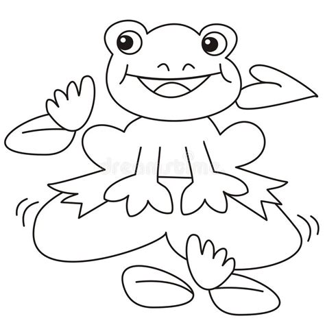 glass frog coloring page frog coloring stock photo image 32039880
