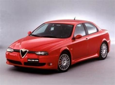 alfa romeo 156 gta laptimes specs performance data
