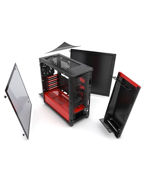phanteks announce their new p400 and p400s tempered glass windowed sản phẩm kh 225 nh linh computer