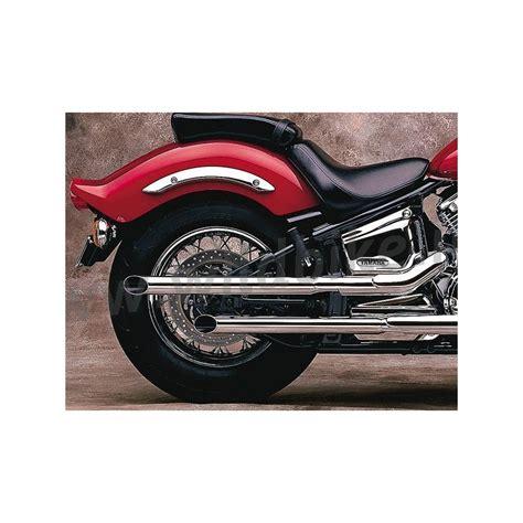 Auspuffanlage Motorrad Xvs 1100 by Auspuff Cobra Drag Pipes Slip On F 252 R Yamaha Xvs 1100 Dragstar