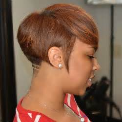 tappered pixie hairstyles for black 17 best ideas about short black hairstyles on pinterest