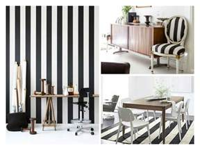 Stripes Decor How To Integrate Black And White Stripes In
