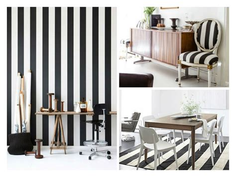 black and white striped home decor stripes decor how to