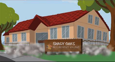shady oaks retirement village pixar wiki disney pixar