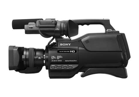 Kamera Sony 2500 hd sony hxr mc2500