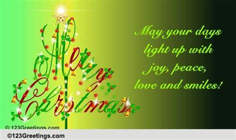 merry christmas tree  merry christmas wishes ecards greeting cards