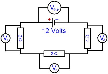 how to calculate voltage across resistors in series parallel circuit voltage calculator parallel free engine image for user manual