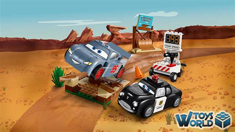 Lego 10742 Juniors Cars Willys Butte Speed lego juniors disney pixar cars 3 willy s butte speed
