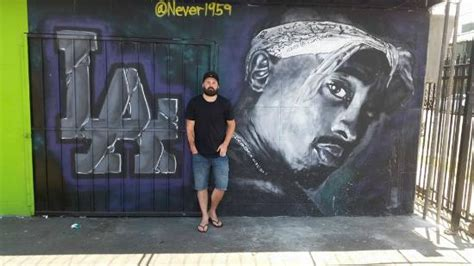 tupac mural picture of la hood life tours los angeles