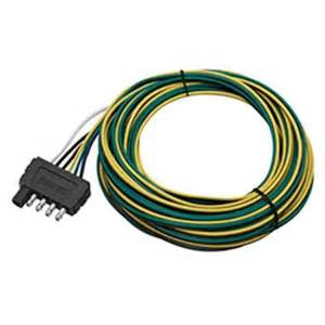 wesbar 707283 5 way flat wiring trailer wire wiring