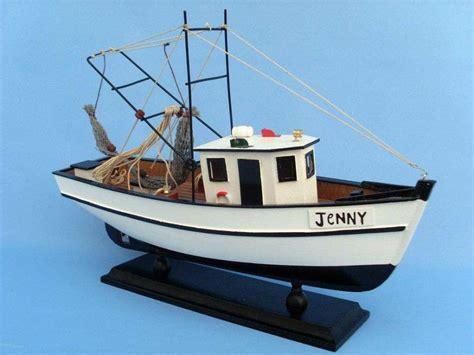 shrimp boat model kits forrest gump jenny shrimp boat 16 quot model boat forest