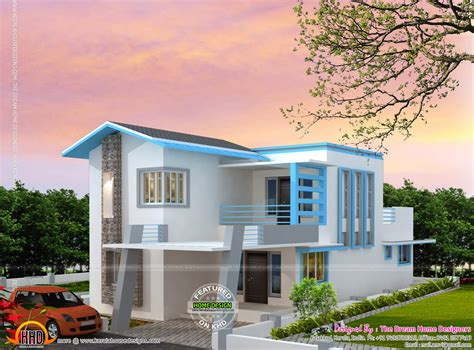 windows house design corner window house with plan kerala home design and floor plans