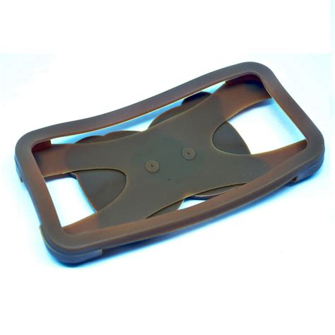 Ring Silikon Bumper Silikon Ring teddy bumper ring silicone for smartphone 4 5 5 inch brown jakartanotebook