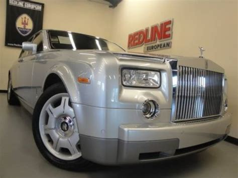 how can i learn about cars 2005 rolls royce phantom security system purchase used 2005 rolls royce phantom automatic 4 door sedan in san diego california united
