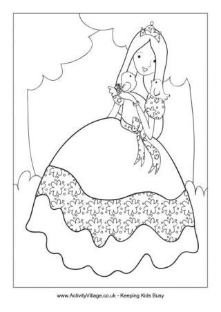 generic princess coloring pages may 2014 emathima page 3