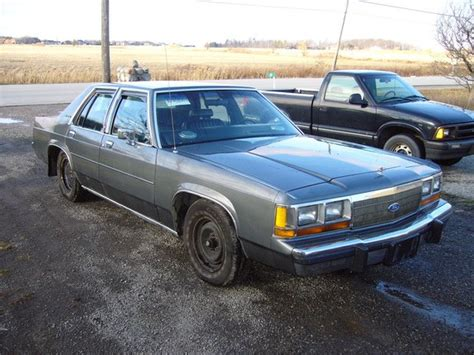 curbside classic 1985 ford ltd crown victoria helloooooooo kitty 1988 ford ltd crown victoria location of coil wiring