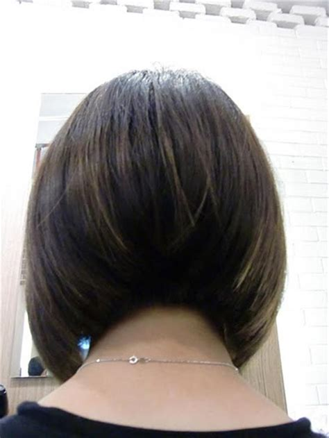 pictures of the back of bobs bing bob hairstyle back view hair pinterest