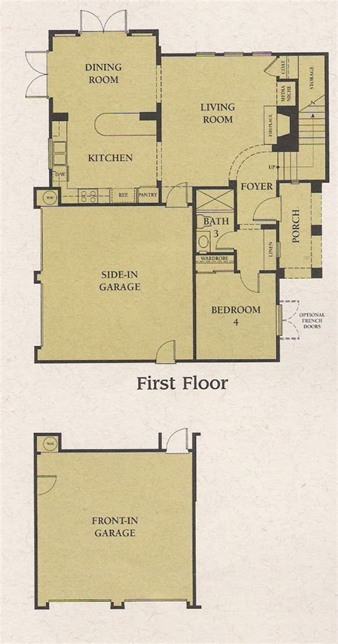 woodland homes floor plans 28 images mayer inc
