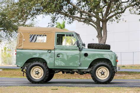 land rover series 3 frame restoration 1973 land rover series iii swb