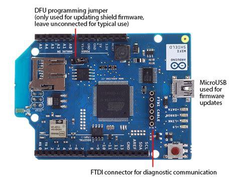 tutorial arduino wifi shield arduino arduinowifishield