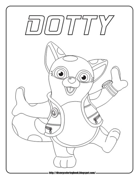 coloring pages disney junior free coloring pages of disney junior