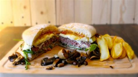 restaurant la vache au comptoir quot le bistro 224 burger quot 224