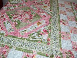 Bedspread Quilt Patterns Peony Garden Quilt Size By Quilts