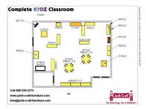 Infant Classroom Floor Plan by Toddler Classroom Design