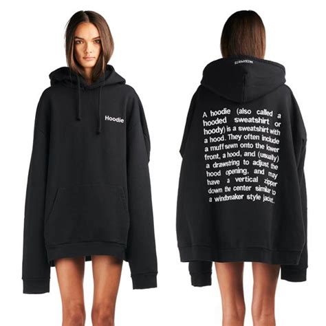Oversized Lettering Sweatshirt buy wholesale womens oversized hoodie from china