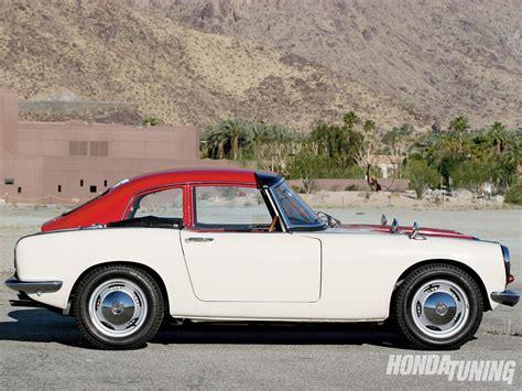 honda roadster 1965 honda s600 roadster s600 coupe honda tuning magazine
