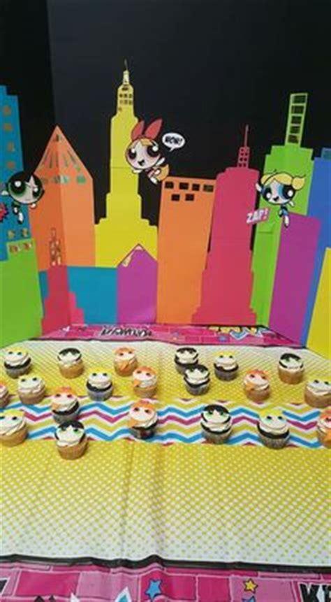 powerpuff girls birthday party my pinterest inspired modelos de tortas de las chicas superpoderosas fiesta101