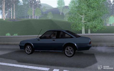 Opel Manta 1988 For Gta San Andreas