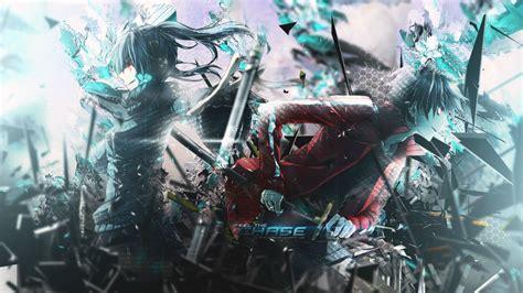 wallpaper anime mekakucity actors mekaku city actors wallpaper by tammypain on deviantart