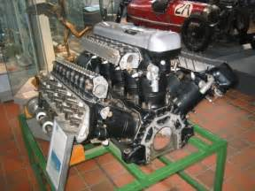 Bentley 12 Cylinder Engine W12 Engine