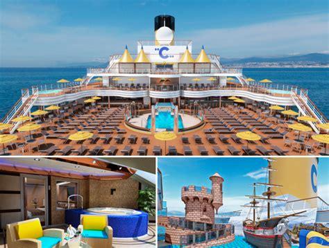 costa crociere interni un ammiraglia favolosa the travel news