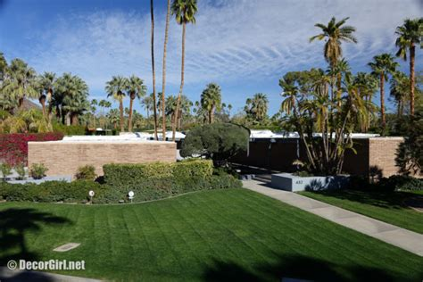 dinah shore house need travel inspiration take a look at palm springs