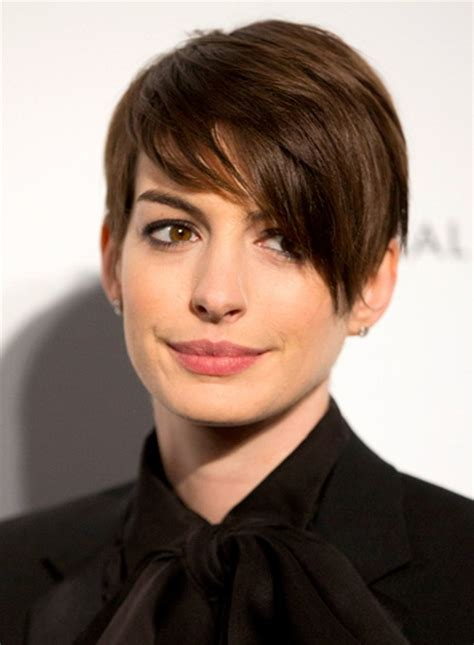 short haircuts for brunette women short edgy hairstyles