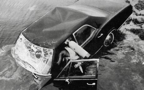 Chappaquiddick Incident Photos Ted Kennedy Chappaquiddick Incident Telegraph