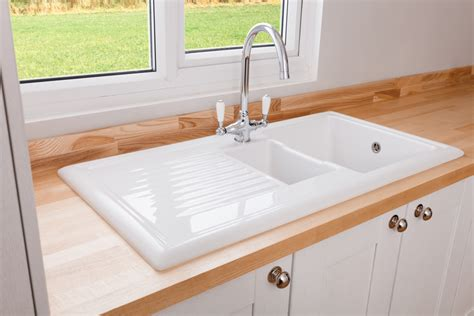 ceramic white kitchen sink taps kitchen taps bridge taps monobloc taps solid